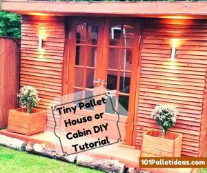 Pallet Cabin Tutorial Part 2: Sun Glass Roofing