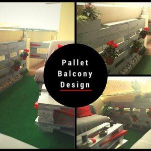 DIY Balcony Design Ideas