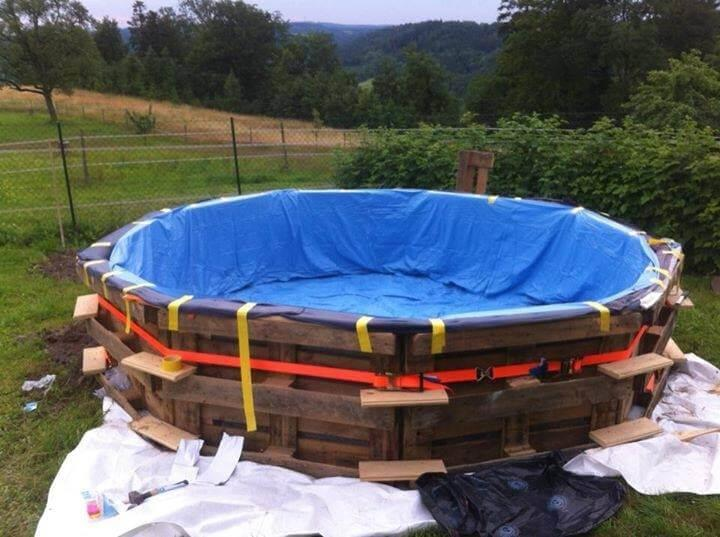 whole pallet pool