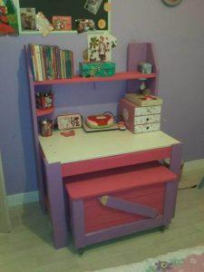 Creative Pallets Furniture for Kids