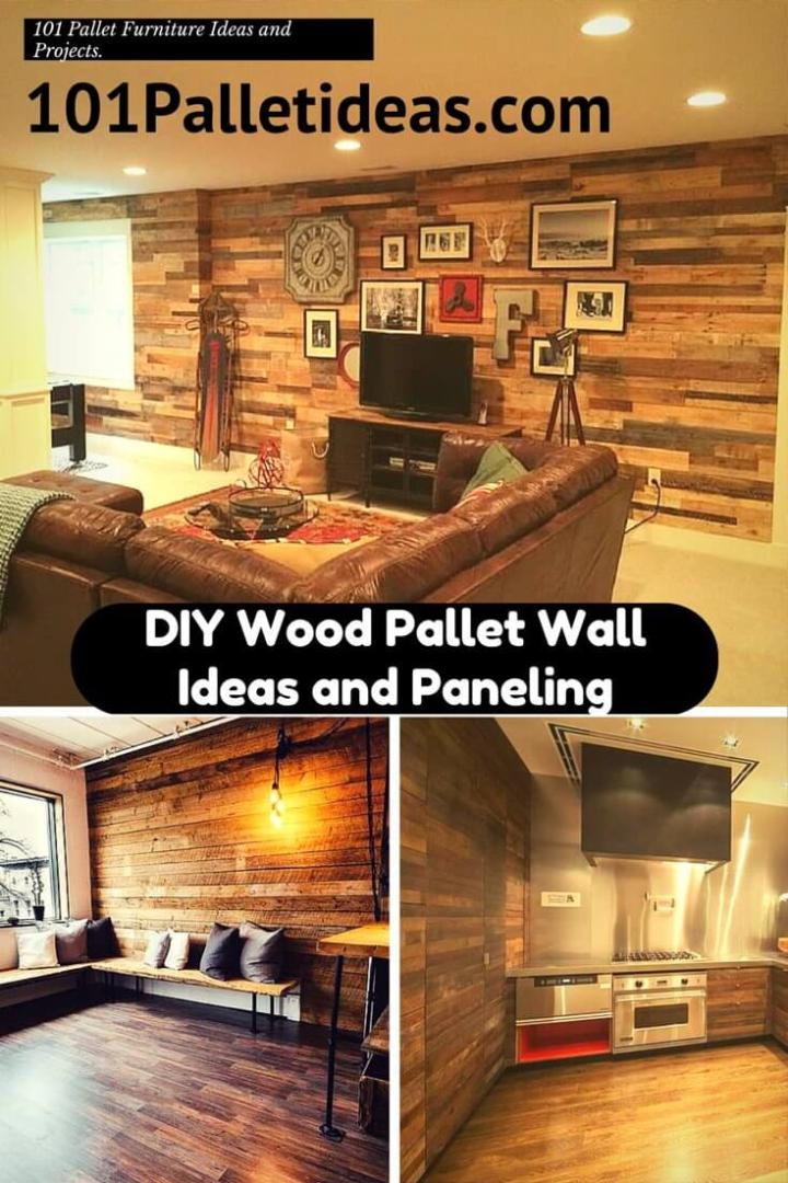 Textured Accent Wall Ideas