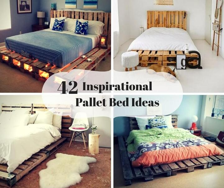 7 Inspirational Pallet Headboards You Have Never Seen