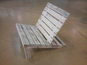 Pallet Lounge Chair for Kids