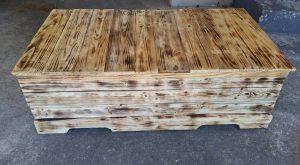 Upcycled Pallets Coffee Table