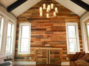 pallet interior wall paneling