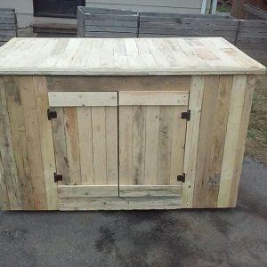 pallet kitchen hutch