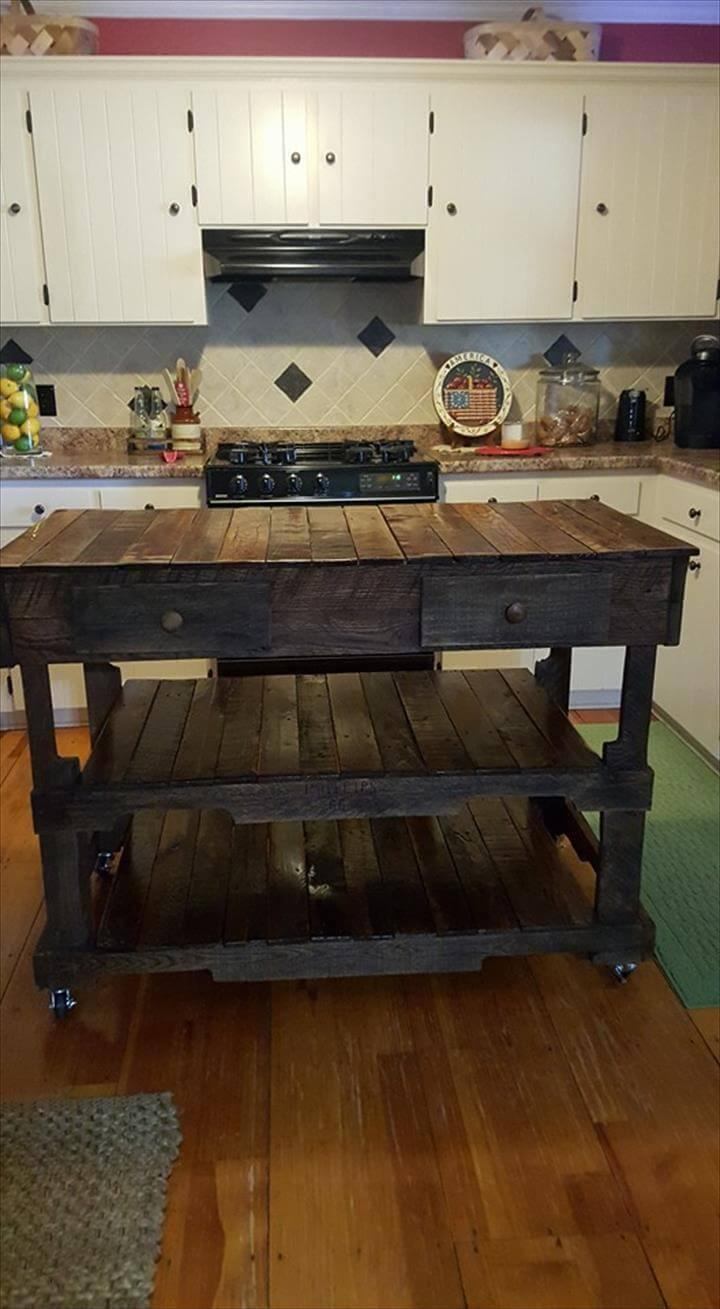 staining the table for weather protection