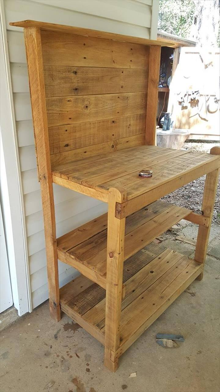 150 Wonderful Pallet Furniture Ideas Page 13 Of 16