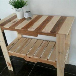 Table from Pallet
