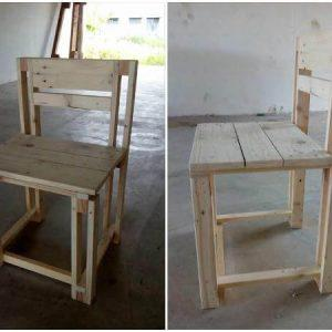 How To Build A Pallet Adirondack Chair Easy Pallet Ideas