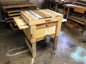 DIY Pallet Cooler – Made from Free Pallets