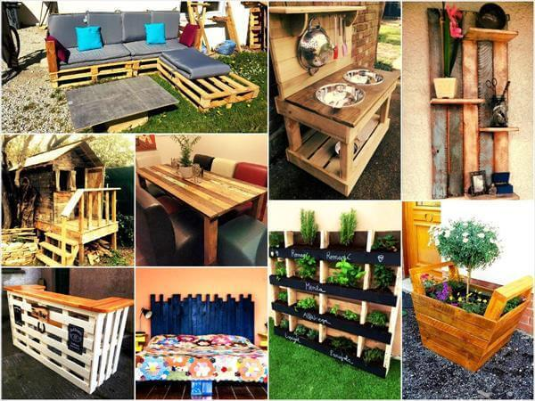 130 Inspired Wood Pallet Projects And Ideas Easy Pallet Ideas
