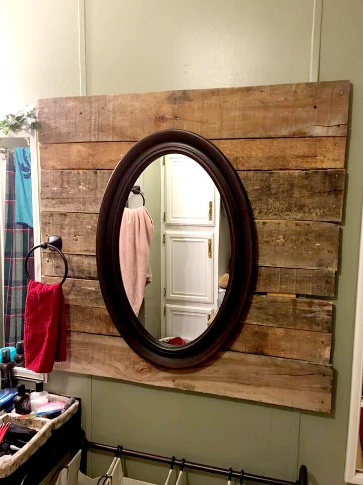 Diy Pallet Bathroom Projects You Should Try Easy Pallet