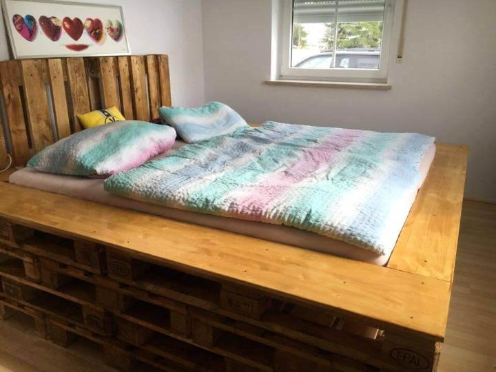 Amazing Pallet Ideas Made From 100 Pallets Easy Pallet Ideas