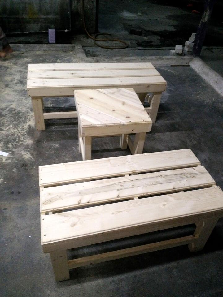 no-cost pallet outdoor sitting furniture