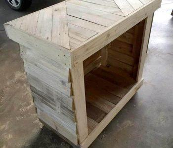 diy pallet table or bar
