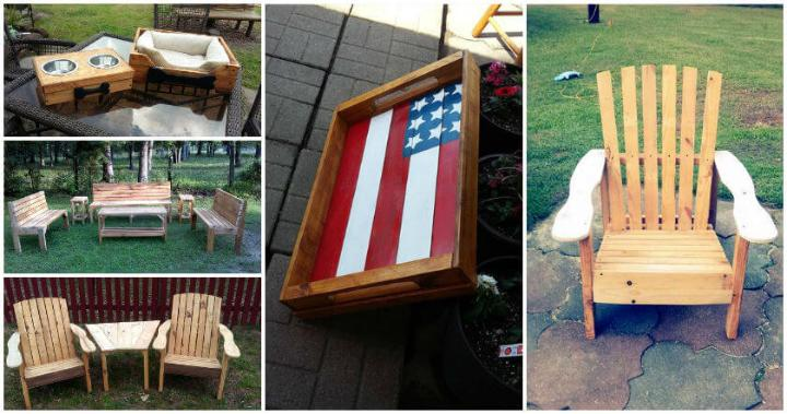 Cool Pallet Projects for Crazy Wood Workers - Easy Pallet ...