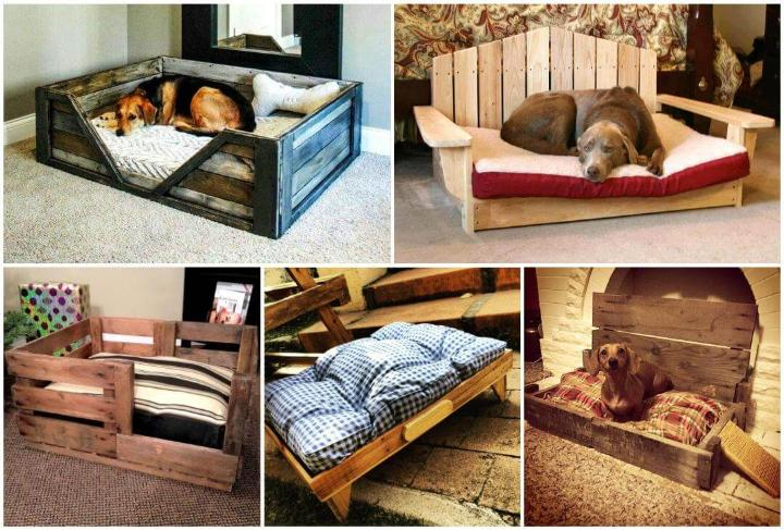 40 Diy Pallet Dog Bed Ideas Don T Know Which I Love More Easy