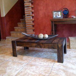 custom wooden pallet antique coffee table