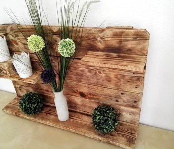 pallet display shelf unit