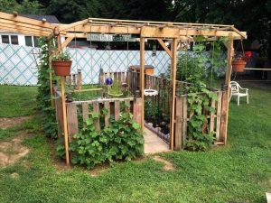 Pallet Garden Projects and Planter