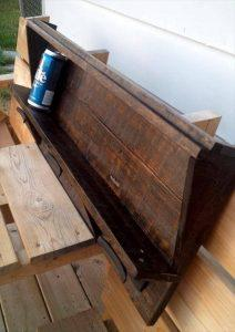 Custom Pallet Shelf