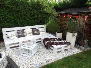 Pallet Garden Furniture – DIY