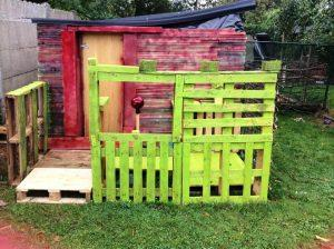DIY Pallet Garden Shed / Cabin / Playhouse
