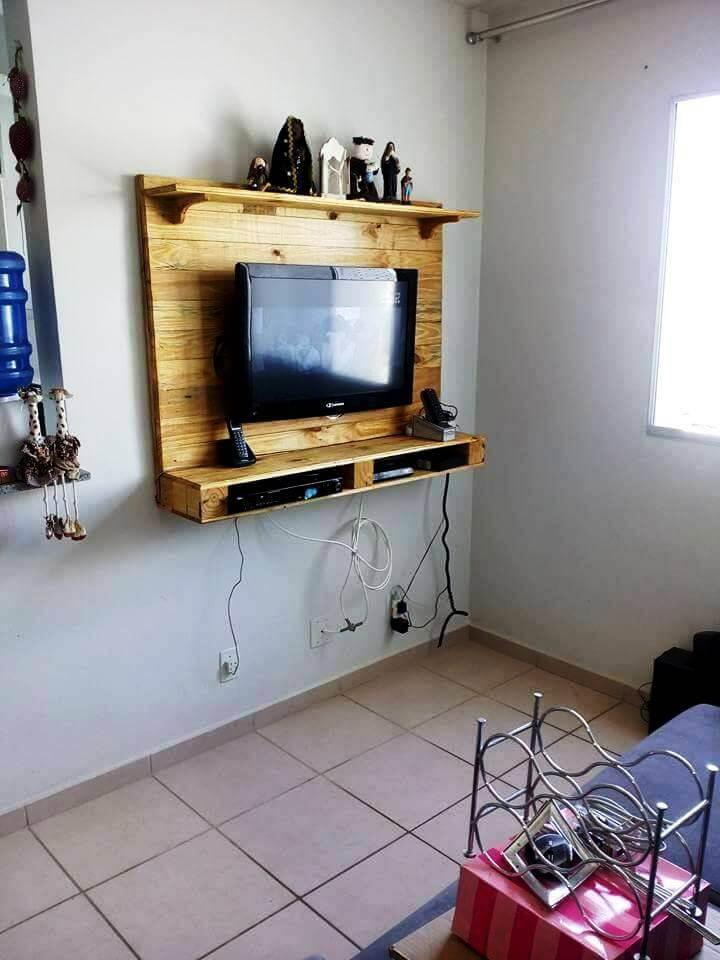 Beautiful Pallet Creations for Your Home Easy Pallet Ideas