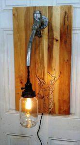 Pallet Lighting / Pallet Light Fixture
