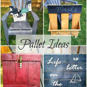 Pallet ideas, pallet furniture, pallet projects, wooden pallet ideas, diy pallet furniture projects, easy pallet ideas