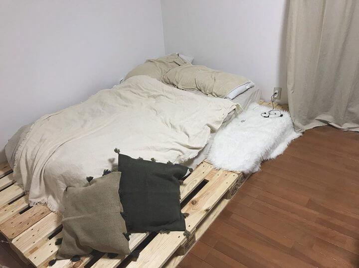 pallet bed furniture